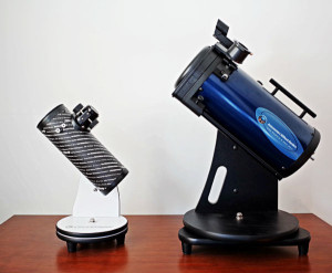 The Celestron FirstScope and AWB OneSky