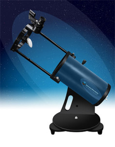 Stock photo of the OneSky courtesy of Astronomers Without Borders.