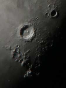 Photo: Crater